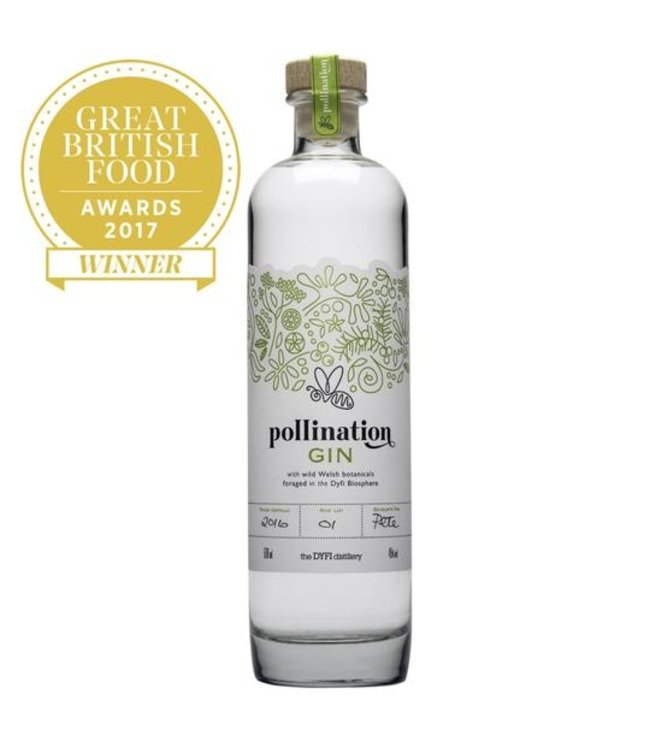 Dyfi Distillery Dyfi Pollination Gin (50cl, 45%Vol)