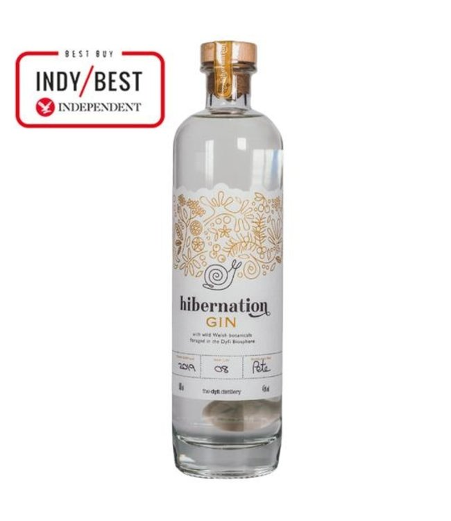 Dyfi Distillery Dyfi Hibernation Gin (50cl, 45%Vol)