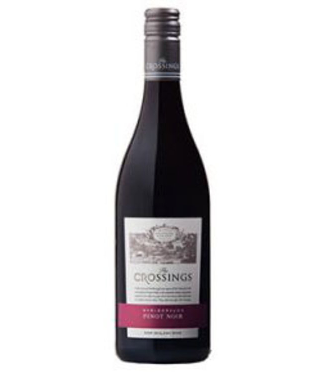 The Crossings Pinot Noir 2018 Awatere Valley