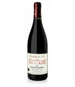 Domaine du Jas Domaine du Jas Cuvée Prestige 2019 Côtes du Rhône