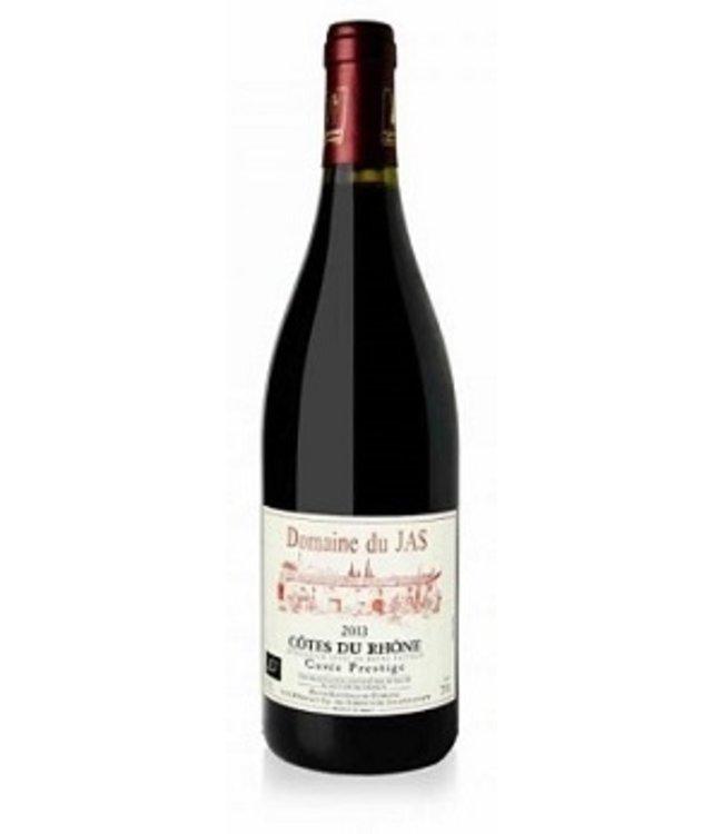 Domaine du Jas Domaine du Jas Cuvée Prestige 2018 Côtes du Rhône