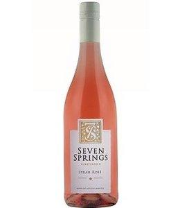 Seven Springs Seven Springs Syrah Rosé 2018 Hemel-en-Aarde