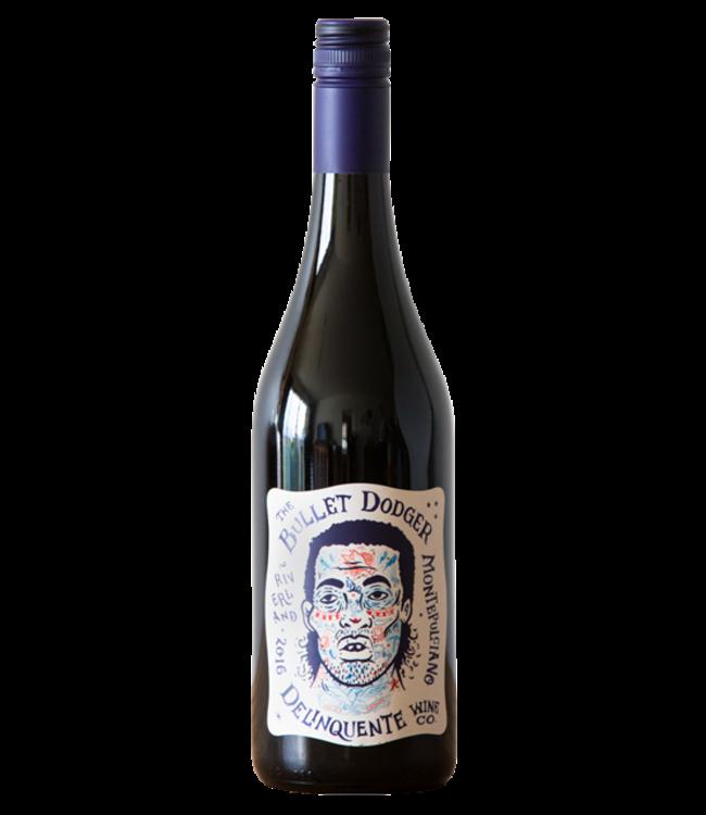 Delinquente Wine Co. Delinquente Wine Co. The Bullet Dodger Montepulciano 2020 Riverland