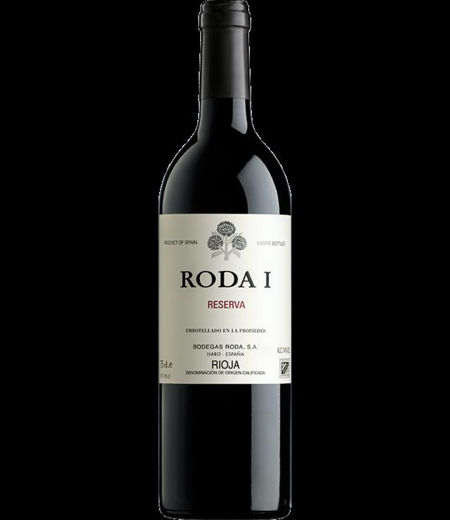 Bodegas Roda Bodegas Roda, Roda I Reserva 2013 Rioja