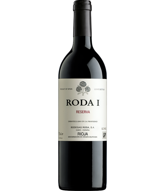 Bodegas Roda Bodegas Roda, Roda I Reserva 2012 Rioja