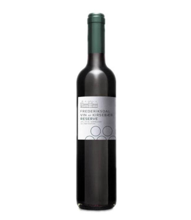 Frederiksdal Frederiksdal Reserve Vin Af Kirsebaer NV Cherry Wine 50cl