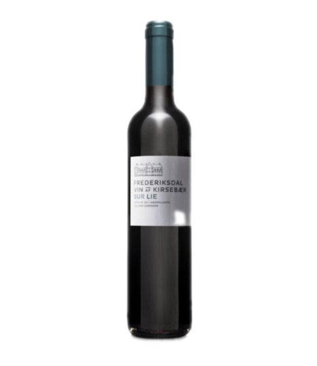 Frederiksdal Frederiksdal Sur Lie Vin Af Kirsebaer NV Cherry Wine 50cl