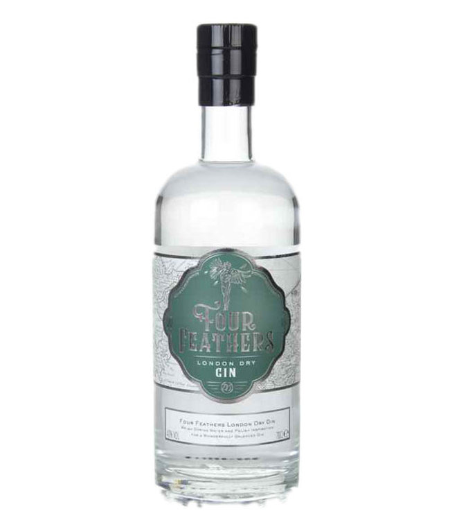 Four Feathers Four Feathers London Dry Gin 70cl 40%