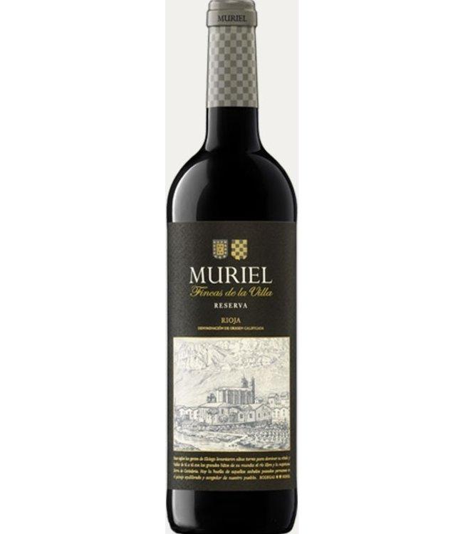 Bodegas Muriel Bodegas Muriel, Reserva 2015 Rioja