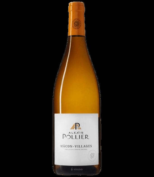 Domaine Alexis Pollier Domaine Alexis Pollier, Mâcon-Villages 2017/18 Burgundy