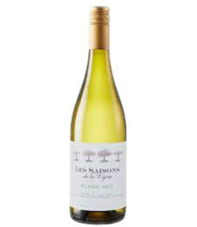 Les Saisons de la Vigne Les Saisons de la Vigne, Blanc 2019 Côtes de Gascogne