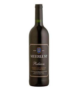 Meerlust Meerlust Estate Rubicon 2016 Stellenbosch