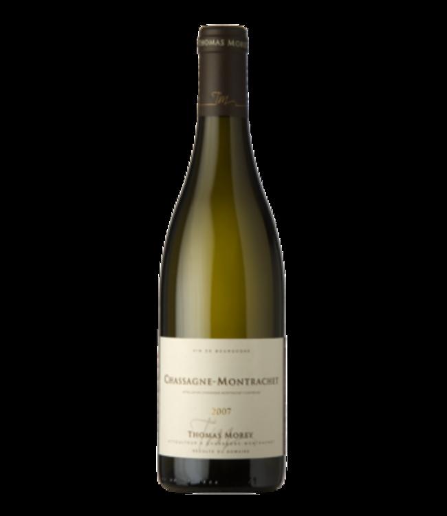 Domaine Thomas Morey Domaine Thomas Morey, Chassagne-Montrachet 2017 Burgundy