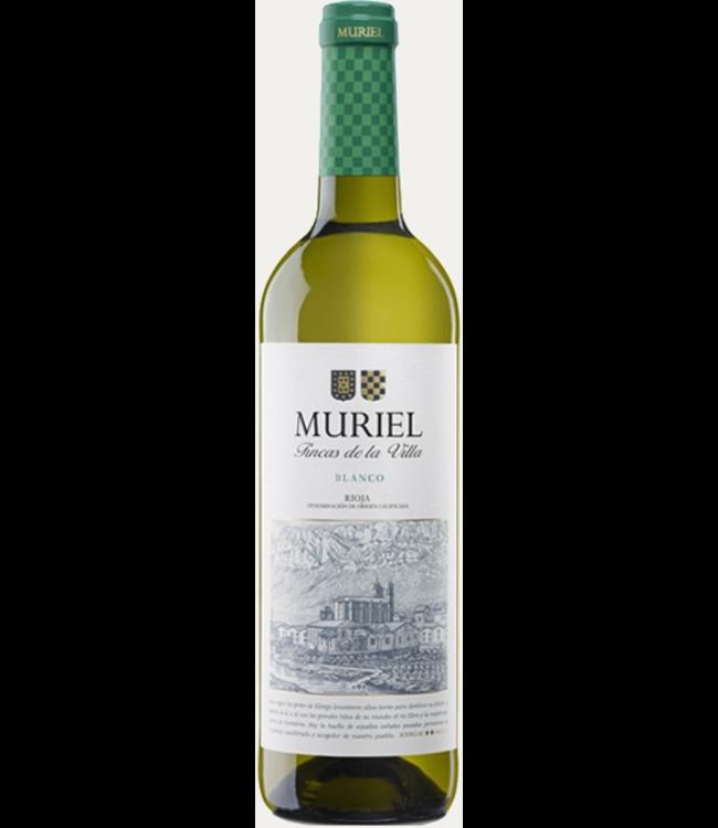 Bodegas Muriel Bodegas Muriel, Blanco 2020 Rioja