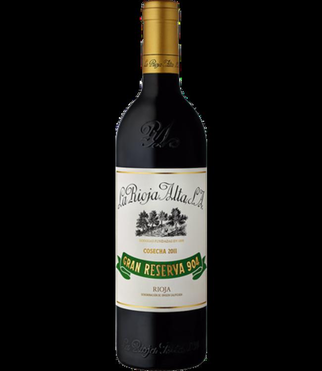 La Rioja Alta La Rioja Alta, 904 Gran Reserva 1989 Rioja