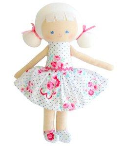 ALIMROSE | Audrey pop strikjes & blauwe rozen