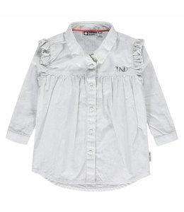 TUMBLE'N DRY | Talina hemdje met ruffles off-white