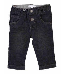 GYMP | Jeansbroekje donkergrijs