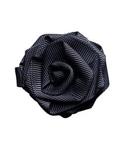 PRINSESSEFIN | Haarspeldje Victoria ensign zwart