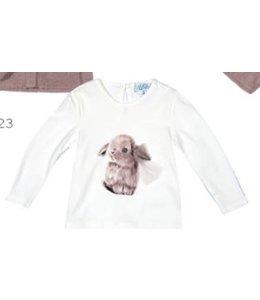 MAGIL | T-shirt met konijntje