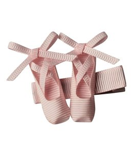 MILLEDEUX | Haarspeld Ballerina - Powder Pink