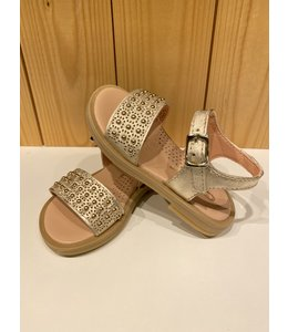 CLARYS | Sandaaltjes met studs - Goud