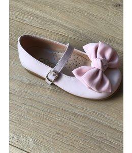CLARYS | Ballerina met strik - Roze