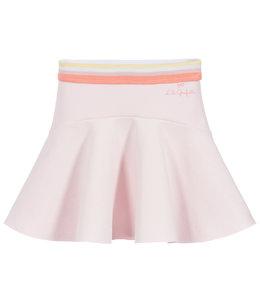LILI  GAUFRETTE | Comfy rokje  - Glitter roze