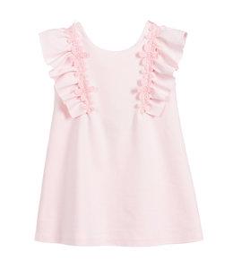 PATACHOU | Comfy jurkje met bloempjes - Roze
