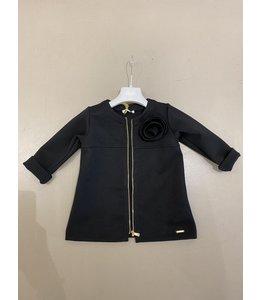 LIU JO Baby & Honey | Jas/Vest met stridetail - Black