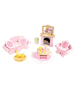 LE TOY VAN | Poppenhuismeubels Daisylane Woonkamer - Hout