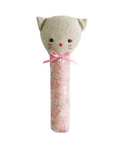 ALIMROSE | Odette poes piepspeeltje - Pink blossom