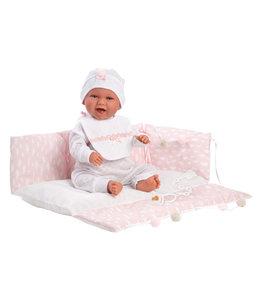 LLORENS   Baby Michelle met speelmat