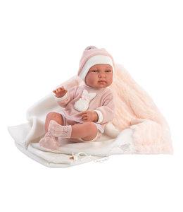 LLORENS | Baby Tina met slaapzakje