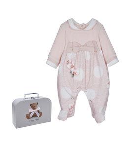 LAPIN HOUSE | Babypakje met strikje - Roze