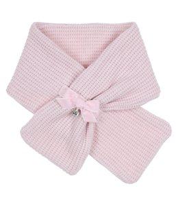 GYMP   Sjaal met strikje - Roze