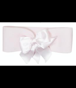 STORY LORIS | Haarband met dubbele strik - Baby roze