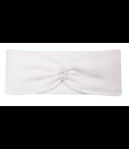 STORY LORIS | Haarband met parels - Wit