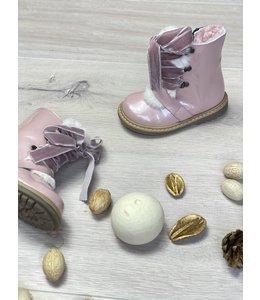 ELI BY CUCADA  | Boots met imitatiebont - Roze