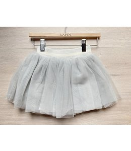 LAPIN HOUSE | Rok in tulle - Zilver