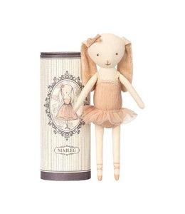 MAILEG | Maileg Dansende ballerina konijn in buis - 23 cm