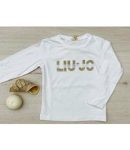 "LIU JO Baby & Honey | Longsleeve "" LOGO "" - Off- white"