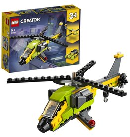 Creator Helicopter Avontuur - Creator