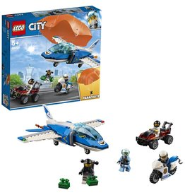 Lego City LEGO City Luchtpolitie Parachute-Arrestatie 60208