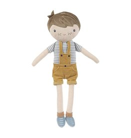Little Dutch Little Dutch Knuffelpop Jim 35cm