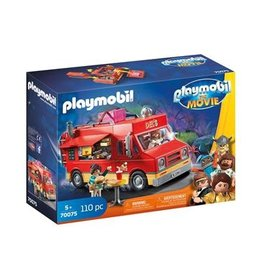 Playmobil Del's Foodtruck - The Movie