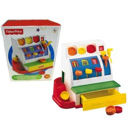 Fisher Price Fisher Price Kassa