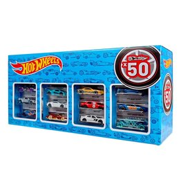 Hot Wheels Hot Wheels Set 50 Auto'S