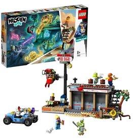 LEGO Aanval Op Het Garnalententje - Hidden Side