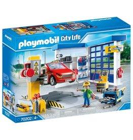 Playmobil Garage Werkplaats - City Life